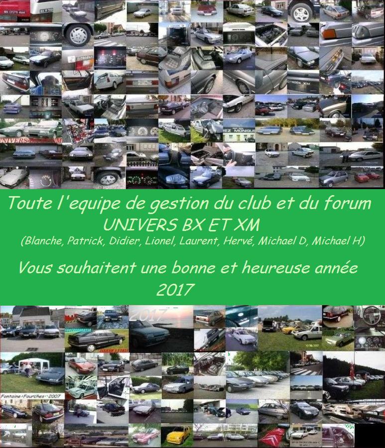 UNIVERS BX ET XM. (UBXM)