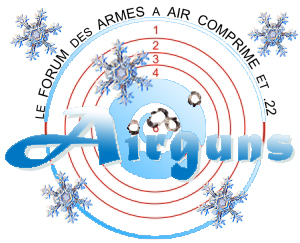 Le forum sur les armes à air et .22