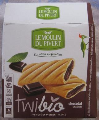 """""""Twibio - Chocolat noir"""""""