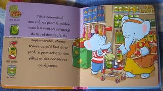 """Tibi mange de tout"""