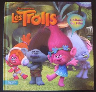 """""""Les Trolls : L'album du film"""""""