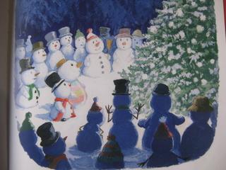 """""""Bob le bonhomme de neige"""""""