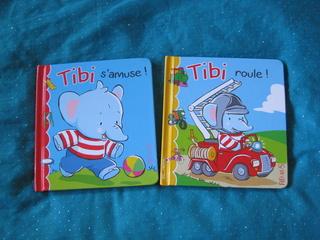 """""""Tibi s'amuse"""" et """"Tibi roule"""""""