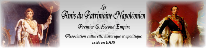 Forum des Amis du Patrimoine Napoléonien