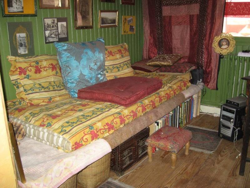 faire un meuble lit. Black Bedroom Furniture Sets. Home Design Ideas