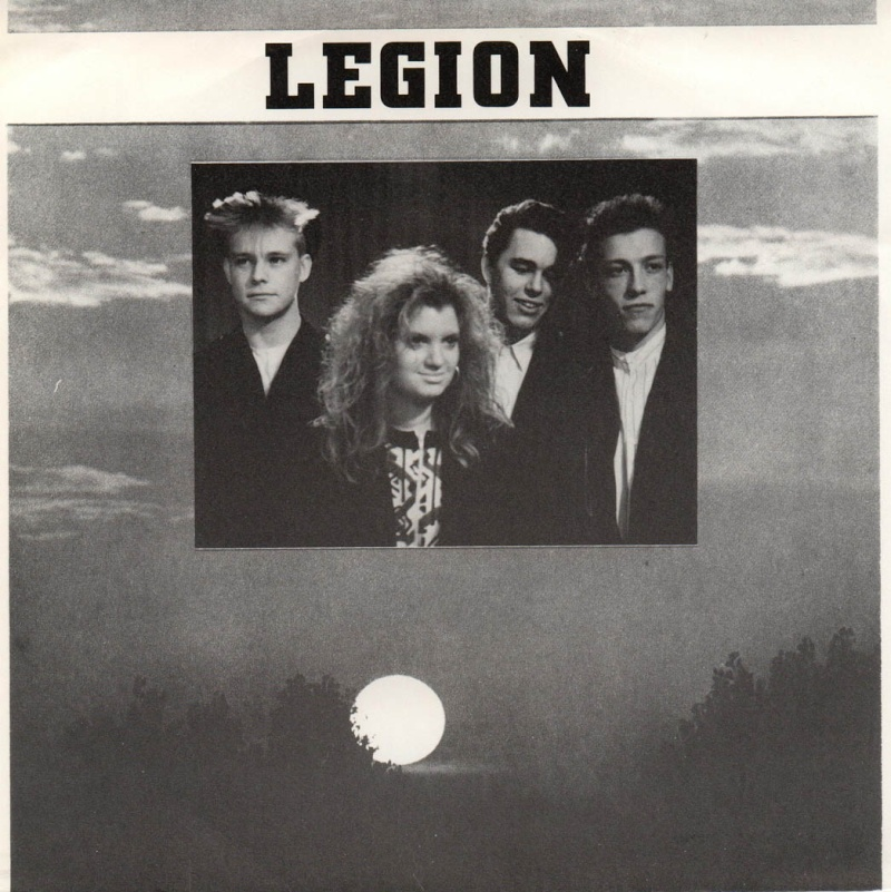 Legion - The Show (7'' )