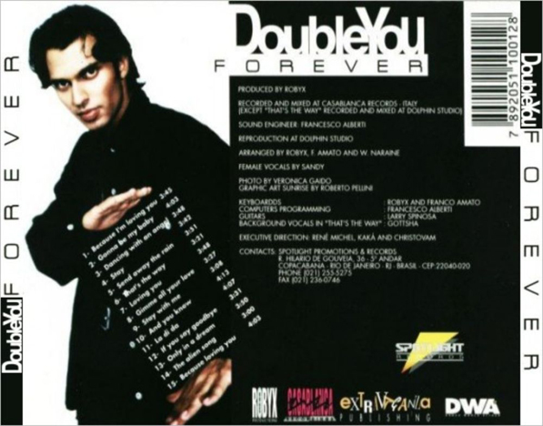 Double You - Forever - Album