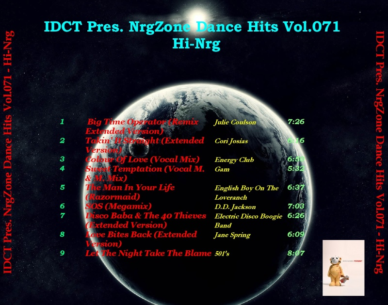 NrgZone Dance Hits Vol.071 - Hi-Nrg