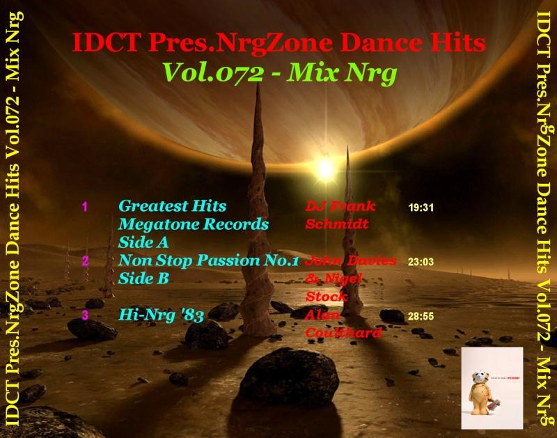 NrgZone Dance Hits Vol.072 - Mix Nrg