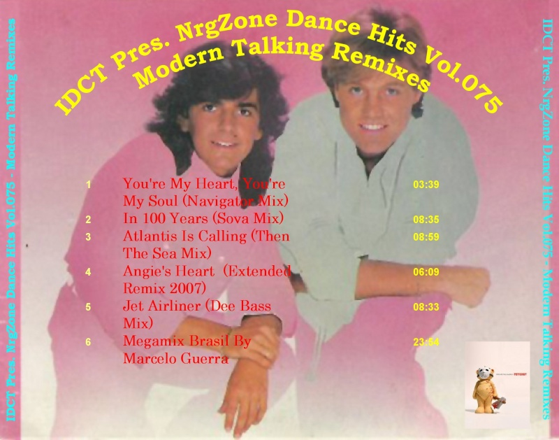 NrgZone Dance Hits Vol.075 - Modern Talking Remixes