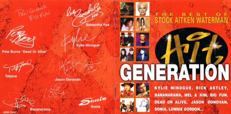 Hit Generation- Stock Aitken & Waterman Hits comp