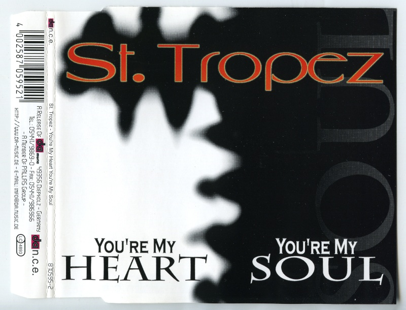 St. Tropez - You're My Heart, You're My Soul