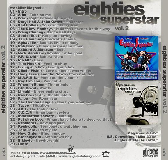 Eighties Superstar 2 Megamix