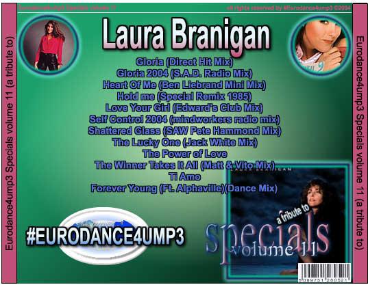 EU4U Special Vol.11 - Laura Branigan