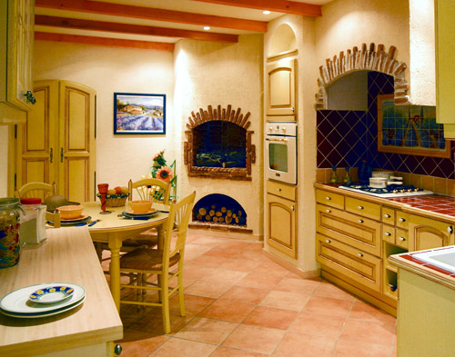 cuisine rustique provencale best cuisine rustique luuesprit provenal with cuisine rustique. Black Bedroom Furniture Sets. Home Design Ideas