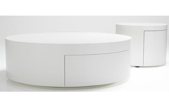 Recherche table basse laqu e blanc avec tiroir si possible - Recherche table basse ...