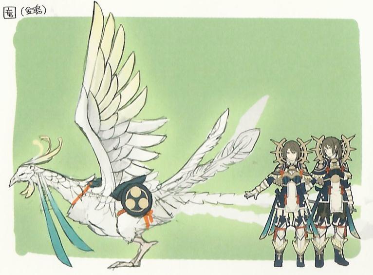 Fire Emblem Fates - Kinshi Knight