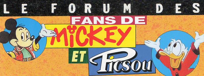 Les Fans de Mickey et de Picsou