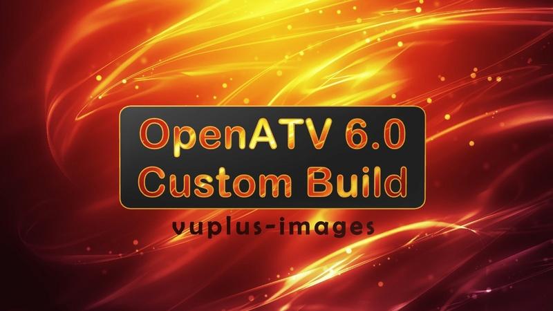 OpenATV 6 0 vuplus-images Custom Build for VU+ Zero - «•»World