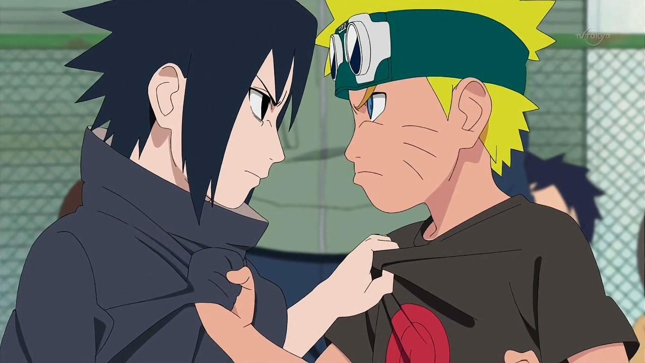 Naruto yo te banco!