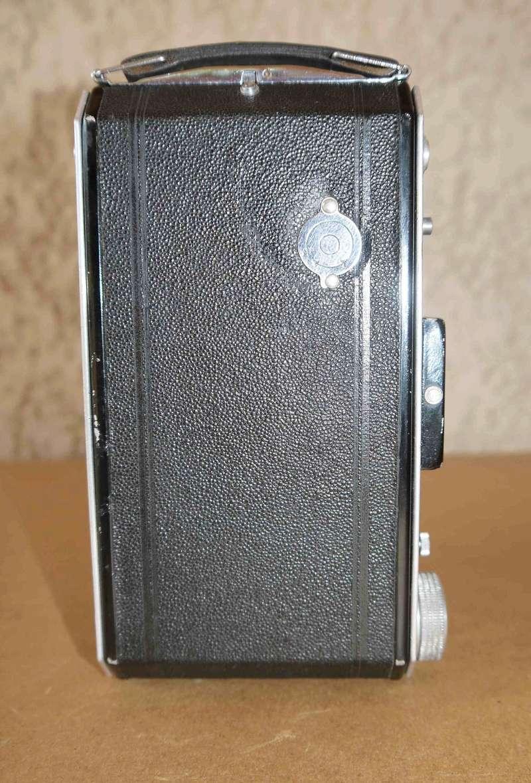 ancien appareil photo soufflet kodak type 620 objectif. Black Bedroom Furniture Sets. Home Design Ideas