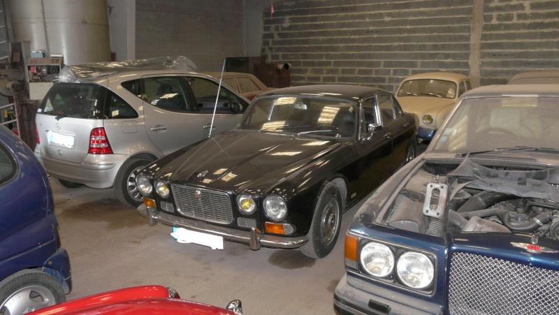 Le bistrot de la section voitures de sport page for Arret voiture garage
