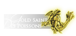 ■ Saint ■|Gold Cloth des Poissons|