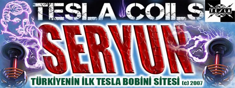 TÜRKİYE'NİN İLK TESLA BOBİNİ SİTESİ-Şimdi telsabobini.org'da...