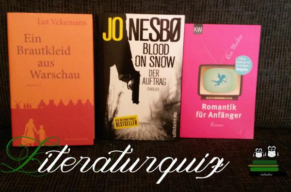 Bücher Runde 3