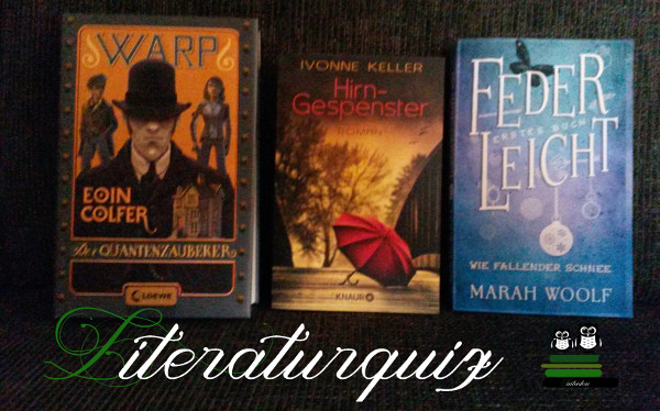 Bücher Runde 5