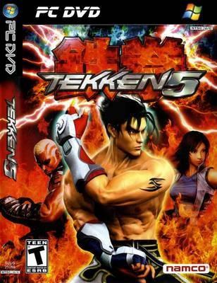 Tekken 5 (2009/PC/Rus)