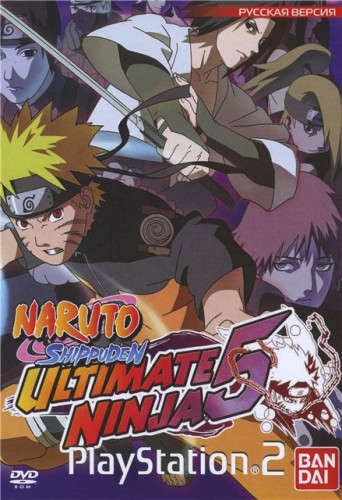Naruto Shippuden Ultimate Ninja 5 [PC]
