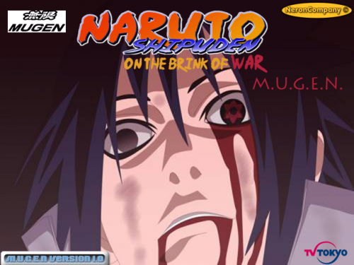 Naruto Shippuuden On The Brink Of War