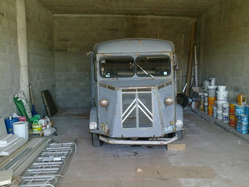 Afficher le sujet le fond du garage for Garage citroen essonne
