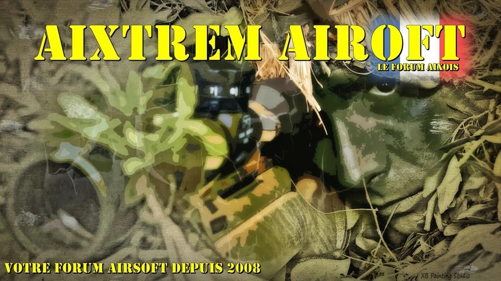 Aixtrem-airsoft