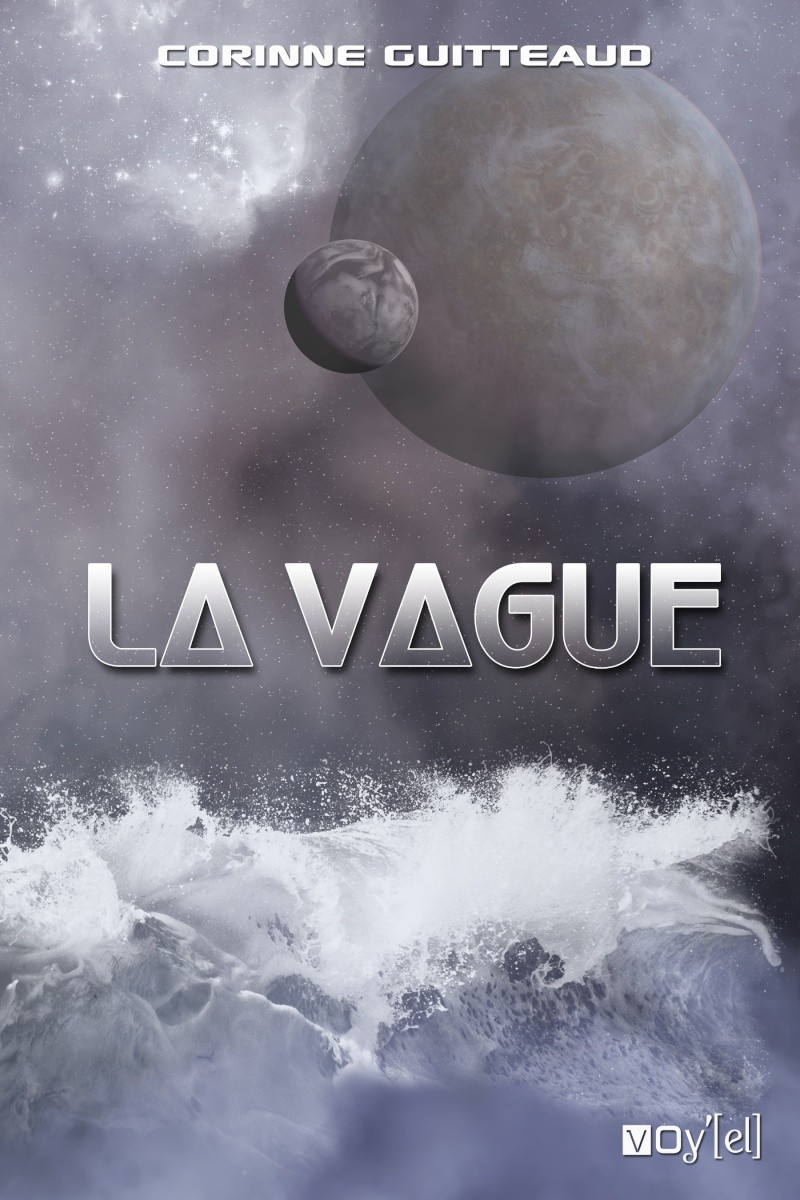 Couverture de la Vague