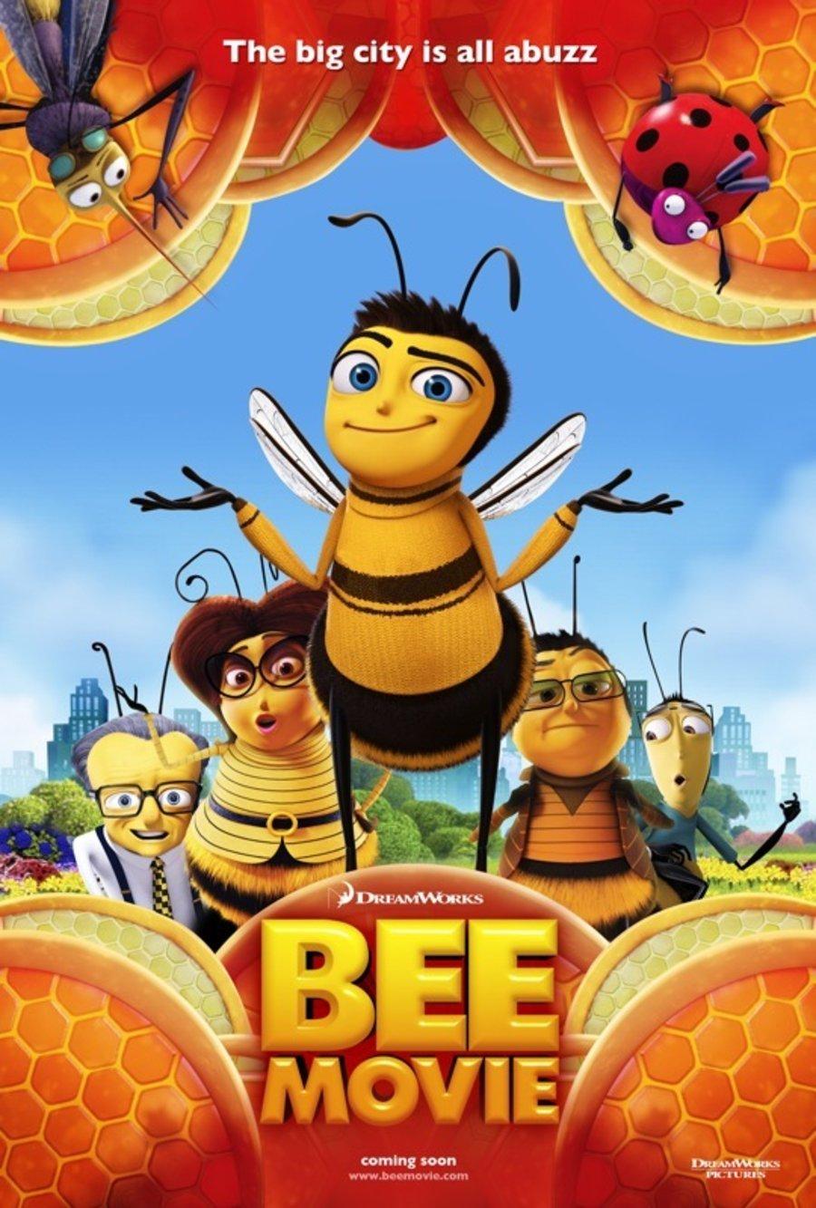 مشاهدة وتحميل فيلم Bee Movie 2007 Bluray 720p مدبلج للعربية اون لاين