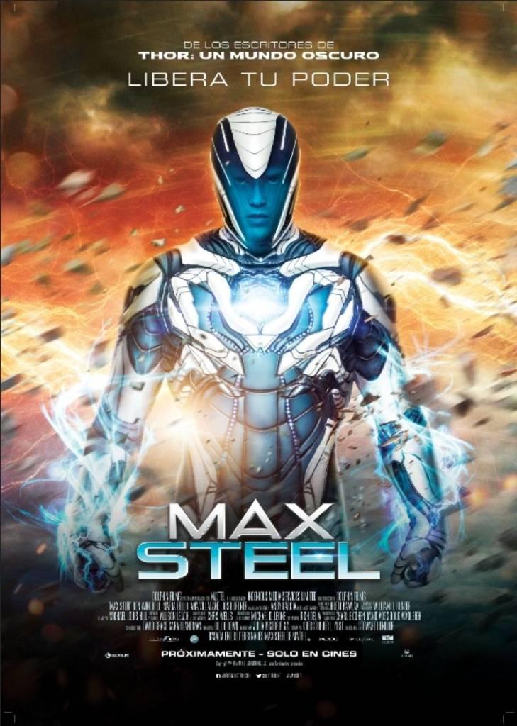 مشاهدة وتحميل فيلم Max Steel 2016 1080p BluRay مترجم اون لاين