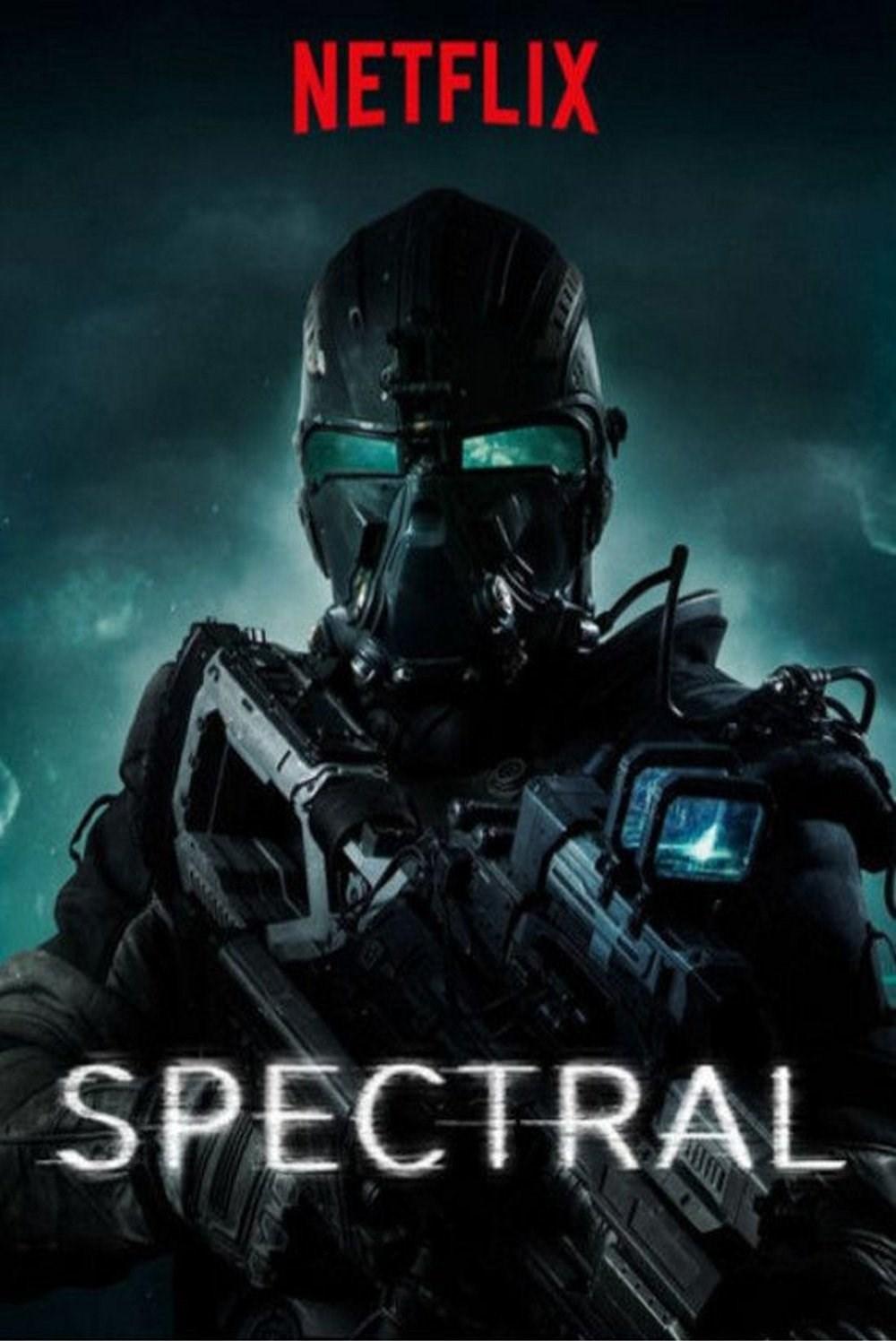 مشاهدة وتحميل فيلم Spectral 2016 WEBRip 720p مترجم اون لاين