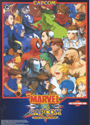 Marvel versus Capcom : Clash of Super Heroes