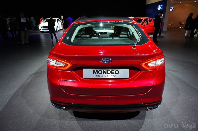 Ford Unveils Mondeo Wagon Ford Motor Company Discussion