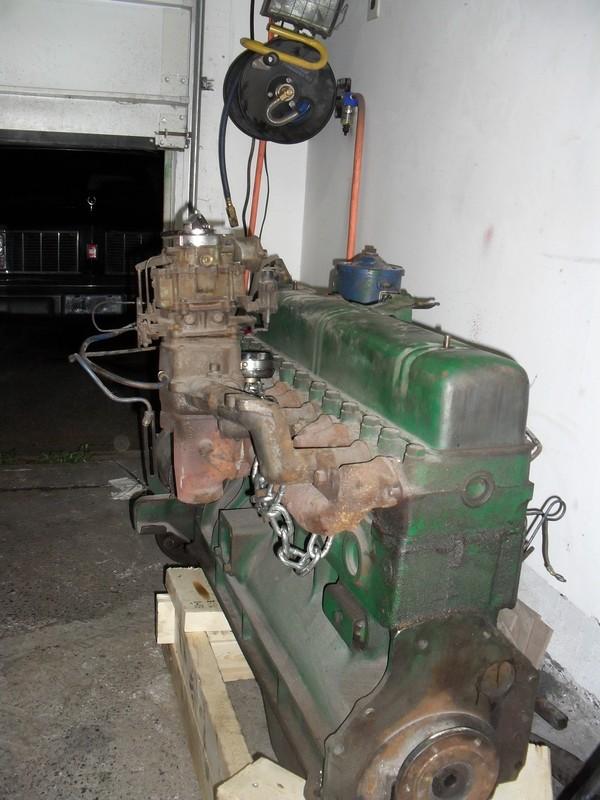 Engine identification      - Buick - General - Antique
