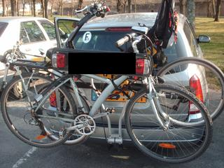 Comment transportez vous votre vc en voiture page 6 - Transporter un frigo couche ...