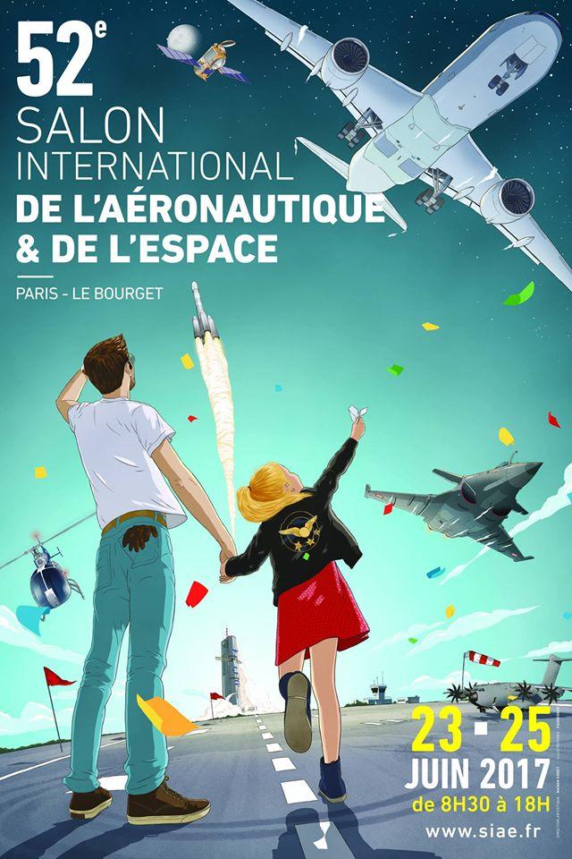 Paris Airshow 2017, salon du bourget 2017 , SIAE , Meeting Aerien 2017, Airshow 2017, French Airshow 2017