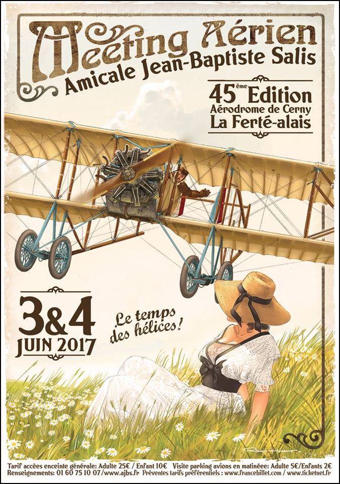 Ferté Alais 2017, Meeting Aerien 2017,meeting de La Ferté Alais, Airshow 2017,L'Amicale Jean-Baptiste Salis , French Airshow 2017