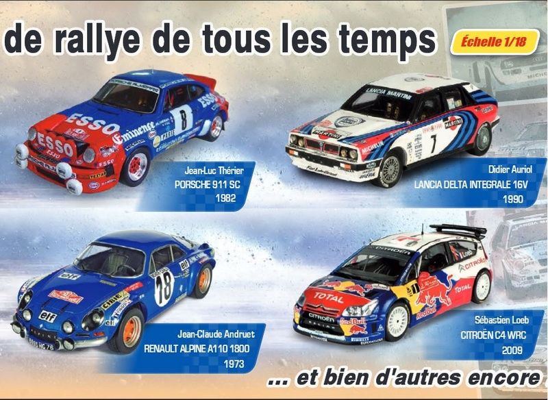 1 18 los coches de rallye 1 18 altaya france. Black Bedroom Furniture Sets. Home Design Ideas