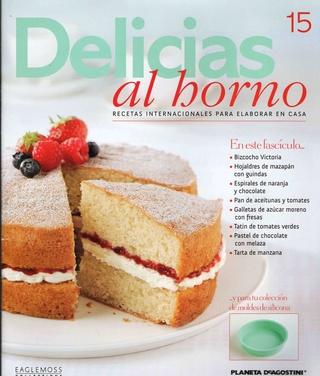 delici21 - Delicias al horno nº 15 - PDF