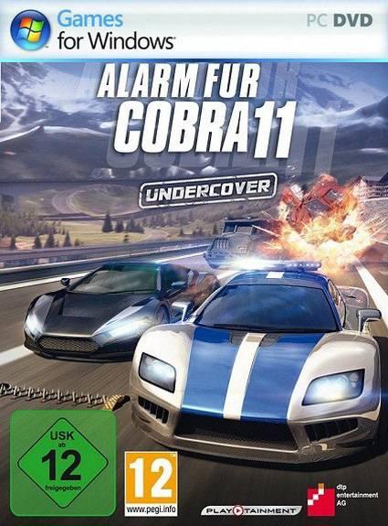 لعبه سباق السيارات Crashtime 5 Undercover-RELOADED للتحميل من هنا