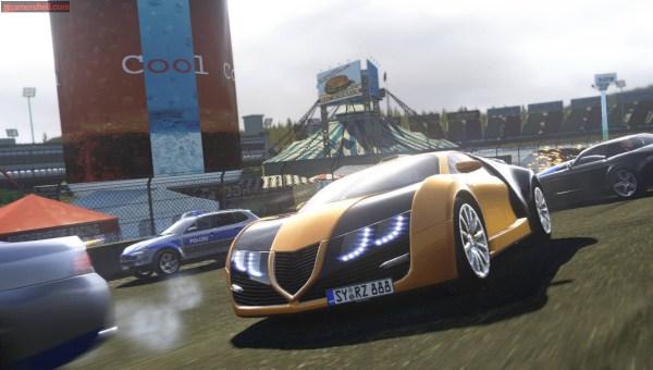 بجرافيك مدهشحصريا أحدث ألعاب سباقات السيارات Crashtime 5 Undercoverأحدث ألعاب