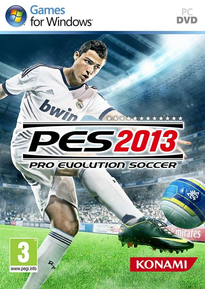 لعبه Evolution Soccer 2013- SKIDROW
